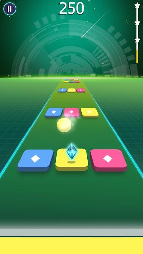 Beat Ball: Dancing Color Hop 1.2 screenshots 2