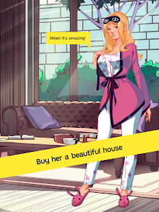 Lovesim: Your Hollywood Celebrity Girl Screenshot