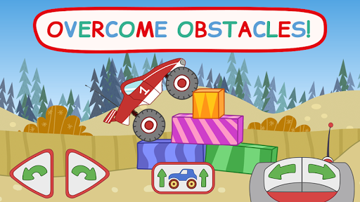 Kid-E-Cats: Kids racing. Monster Truck 1.1.5 screenshots 8