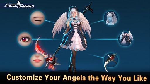Angel Legion: Space Fantasy RPG 44.1 screenshots 3