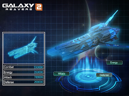 Galaxy Reavers 2 - Space RTS Battle 1.0.961 Screenshots 13