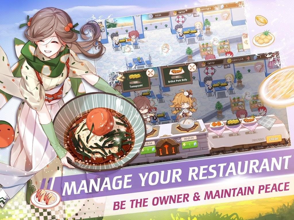 Food Fantasy poster 8