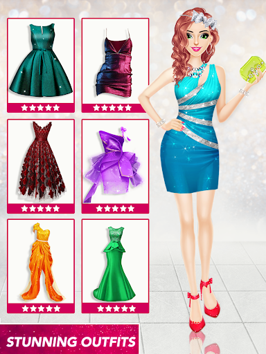 Model Fashion Stylist: Dress Up Games 0.19 screenshots 9