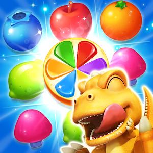 GON: Match 3 Puzzle  Dinosaur jungle adventure