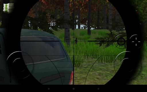 Russian Hunting 4x4 APK MOD Download 1