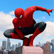Spider Rope Hero – Gangster New York City MOD APK 1.0.15 (All Characters Unlocked)