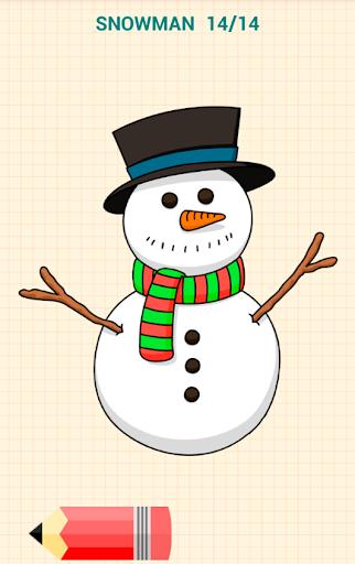 How to Draw Christmas 5.0 Screenshots 18