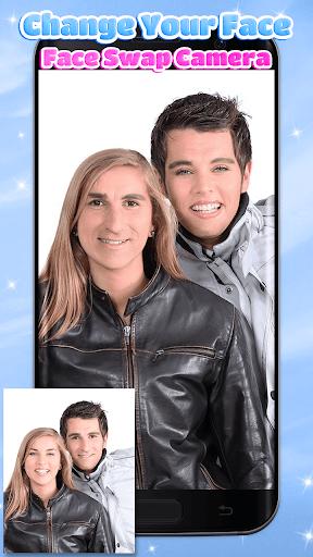 Change Your Face - Face Swap Camera Prank 2.4 Screenshots 4