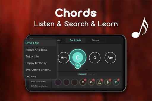 Real Guitar - Free Chords, Tabs & Music Tiles Game 1.5.4 Screenshots 23