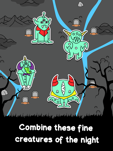 Vampire Evolution - Make Spooky Mutant Monsters screenshots 11