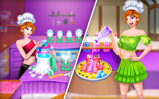 My Bakery Shop: Cake Cooking Games screenshots 16