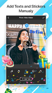 Birthday Video Maker with Song and Name