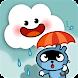 パンゴ クモ - 子供のための天気ゲーム, 水の循環を学ぶ - Androidアプリ