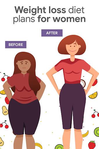 Foto do Weight loss diet plan for women