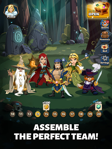 Fable Wars: Epic Puzzle RPG  screenshots 11