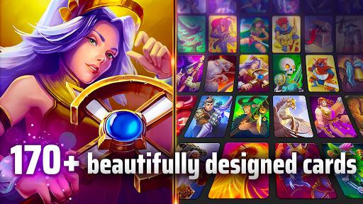 Black Deck - Card Battle ССG Game 1.6.0 screenshots 2