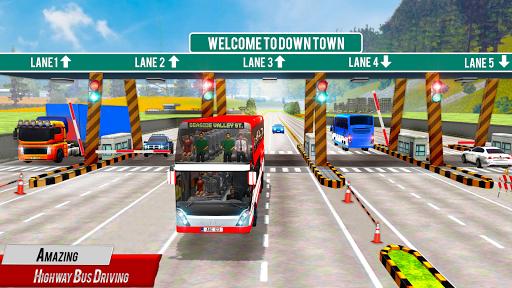 Super Coach Driving 2021 : Bus Free Games 2021 screenshots 12