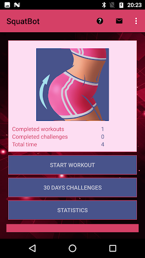 Legs and buttocks workout for women modavailable screenshots 12