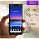 Sony Xperia 8 Themes, Launcher & Ringtones 2020