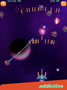 Space Trek – Addictive Space Shooter Online Hack Android & iOS 2