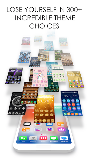 OS12 Launcher for Phone X 4.7.0.665_50125 Screenshots 5