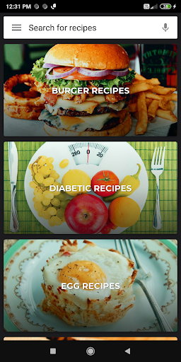 Foto do Recipe Book : Free Recipes