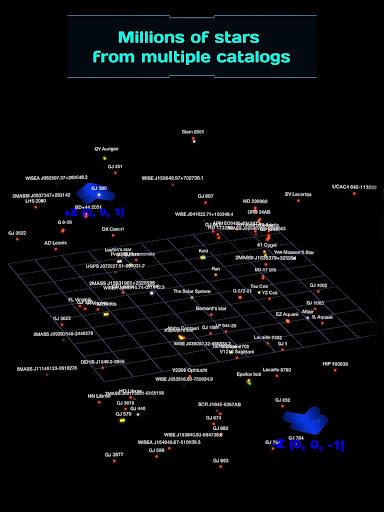 3D Galaxy Map android2mod screenshots 14