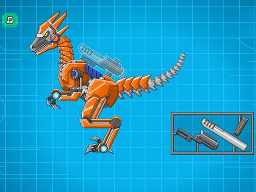 Robot Raptors Toy War 3.3 screenshots 6