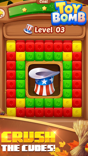Toy Bomb: Blast & Match Toy Cubes Puzzle Game 7.00.5052 screenshots 1