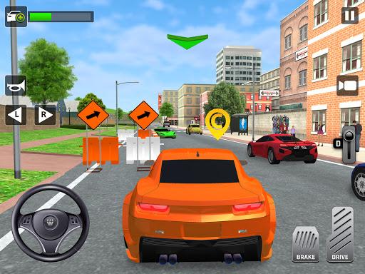 City Taxi Driving: Fun 3D Car Driver Simulator  Screenshots 21