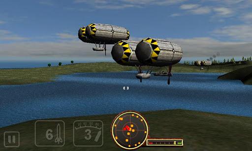 Balloon Gunner - Steampunk Airship Shooter 1.7.22 screenshots 1