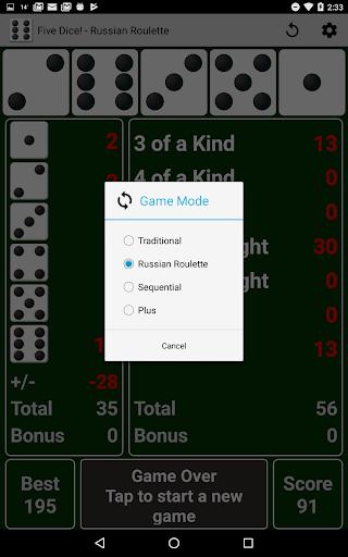 Five Dice! apktram screenshots 16