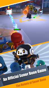 Senor Bone Screenshot