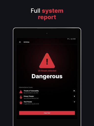 Clean Guard: Virus Cleaner Free, Antivirus, VPN android2mod screenshots 14