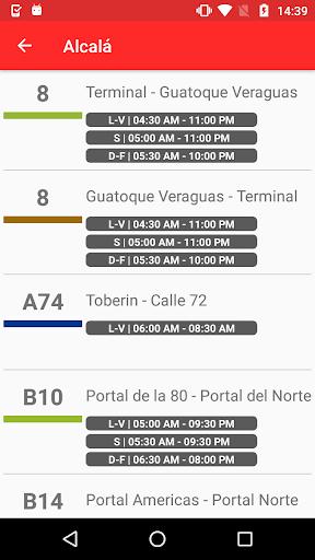 TransMi App | TransMilenio apktram screenshots 7
