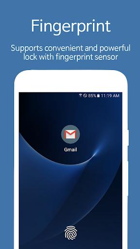 AppLock - Fingerprint 7.7.1 screenshots 3