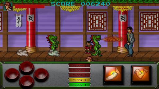 Retro Kung Fu Master Arcade 1.18 screenshots 6