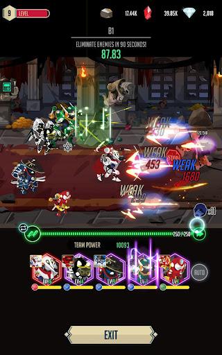 After War u2013 Idle Robot RPG screenshots 12