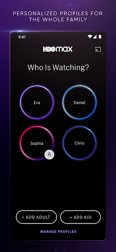 HBO Max: Stream and Watch TV, Movies, and More 50.10.1.117 screenshots 4