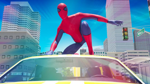 Super Spider hero 2018: Amazing Superhero Games  screenshots 3