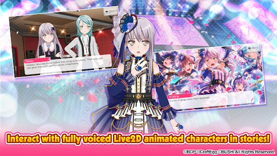 Mod Game BanG Dream Girls Band Party for Android