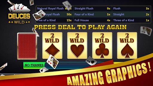 Deuces Wild - Video Poker screenshots apkspray 5