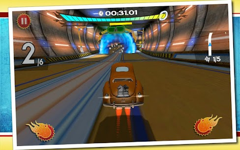Retro Future Racing Mod Apk 1.0.3 (A Lot of Money) 8