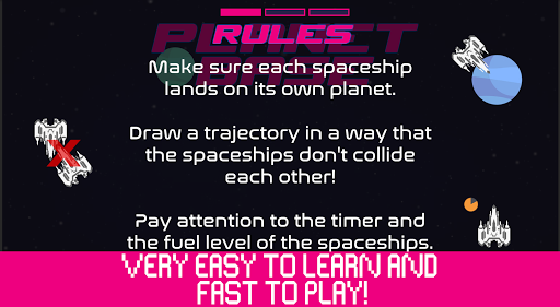 planet base - space arcade game screenshot 2