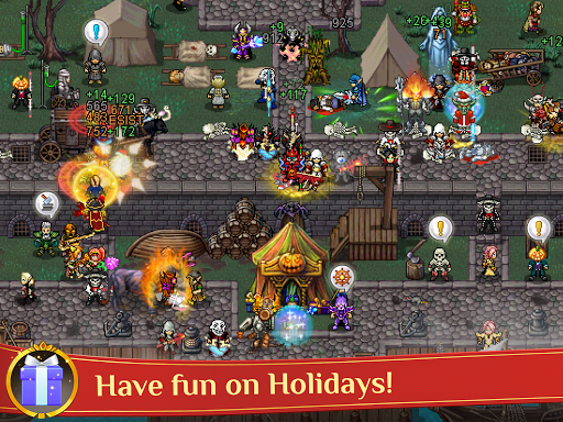 Warspear Online - Classic Pixel MMORPG (MMO, RPG) 9.1.1 Screenshots 18