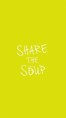 SHARE THE SOUP(シェアザスープ)のおすすめ画像1
