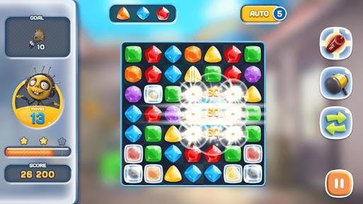 Jewelry King : ZOMBIE DUMB 1.2.3 screenshots 8