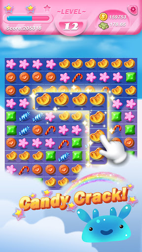Candy Crack android2mod screenshots 1