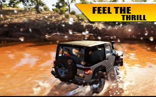 4x4 Suv Offroad extreme Jeep Game apkpoly screenshots 7