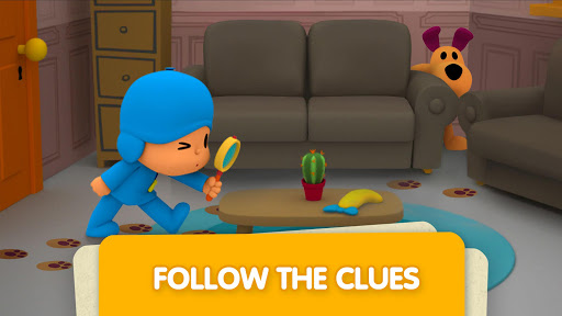 Pocoyo and the Mystery of the Hidden Objects  screenshots 7